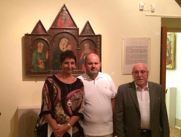Trasfigurazione - Arte sacra Contemporanea
