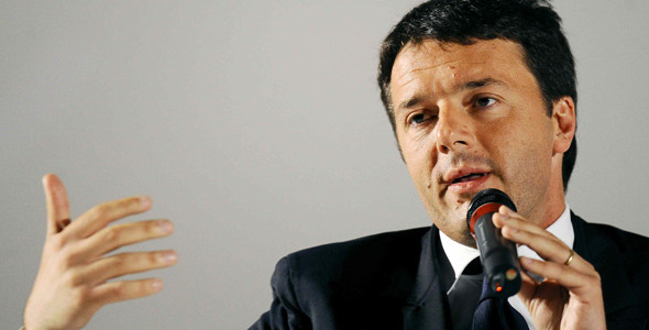 Intervista al Presidente Matteo Renzi