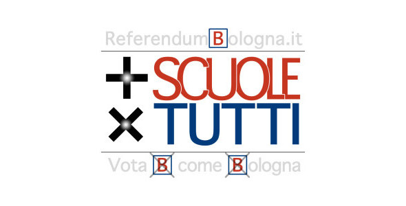"""Referendum Bologna: """"Riaffermiamo il ruolo pubblico delle scuole paritarie per l'infanzia"""""""