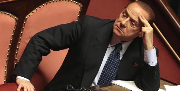 """Berlusconi. """"PDL si metta l'anima in pace e smetta di rimandare la decadenza"""""""