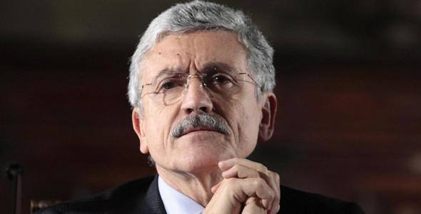 """L'unico """"equivoco"""" è l'idea di partito chiuso di D'Alema"""