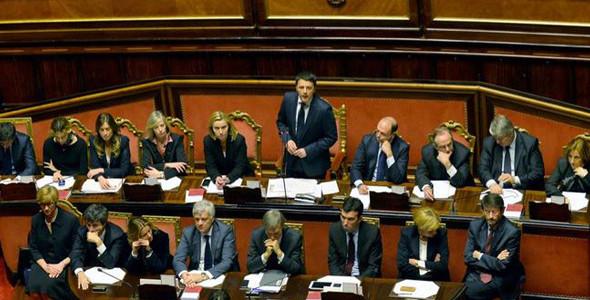 Senato: approvate risoluzioni in seguito alle comunicazioni del Premier Renzi sul Consiglio Europeo