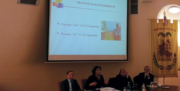 Rapporto 2013 sulla diffusione della criminalità di stampo mafioso in Toscana