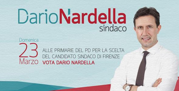 Domani le Primarie PD per il candidato sindaco di Firenze. Io ho fatto la mia scelta e con DarioNardella sono sicura di non sbagliare
