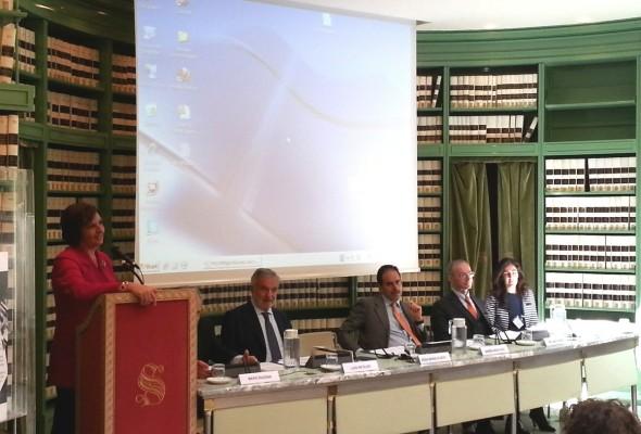 Sburocratizzare il Paese è possibile con l'aiuto dell'informatica giuridica. Presentato oggi in Senato il volume di Ginevra Peruginelli e Mario Ragona