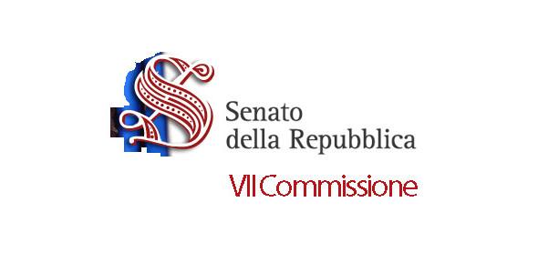 VII Commissione. Comunicazioni dei Ministri Giannini e Franceschini