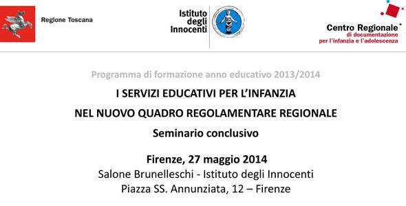 I servizi educativi per l'infanzia nel nuovo quadro regolamentare regionale. L'ottica «zero-sei»