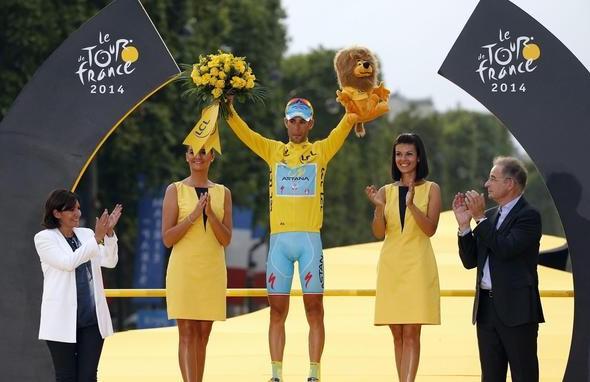 Nibali, simbolo di un'Italia che sa vincere