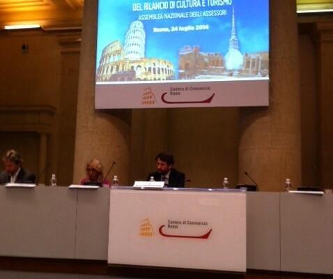 Cultura e turismo, un unico settore trainante per l'economia e lo sviluppo
