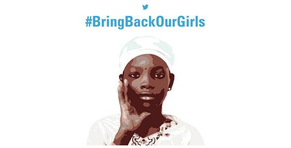 Supportiamo la campagna BringBackOurGirls.  Il mio appello ieri a Zapping