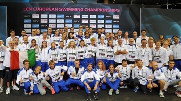 Europei di nuoto. I grandi risultati di una corretta educazione sportiva