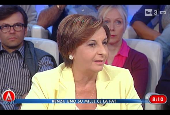 Puntata di #Agorà Estate del 17/09/2014