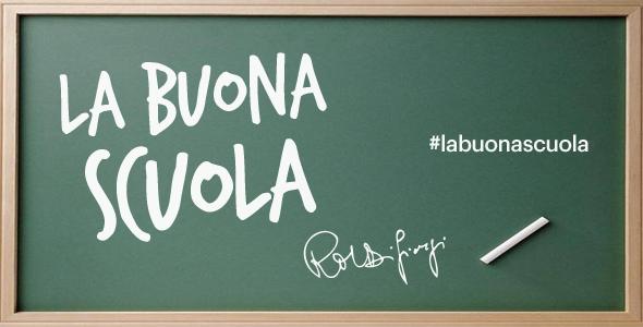 #labuonascuola, la partecipazione si allarga: nuove stanze, nuova modalità.
