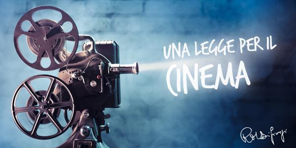 Una legge per il Cinema