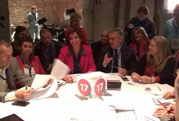 Alla #Leopolda5 un ricco tavolo su Università, Ricerca e Sviluppo