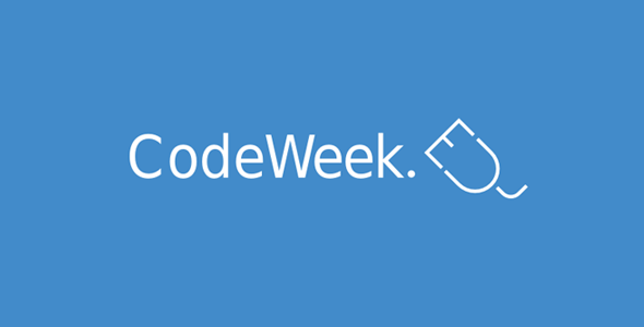 CodeWeek. Settimana europea della programmazione