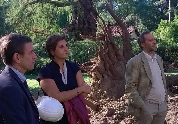 """""""Visita di controllo"""" all'Orto Botanico di Firenze"""