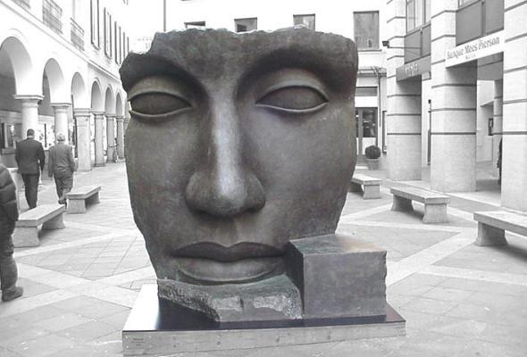 """Morte Mitoraj. """"Fu un gigante della scultura"""""""