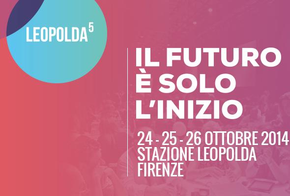 Leopolda 2014: spazio alla ricerca