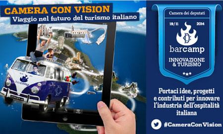 Barcamp Innovazione e turismo @Montecitorio