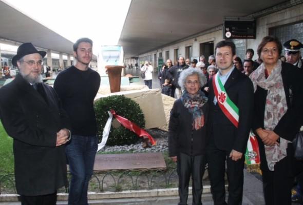 Firenze, binario 16. La deportazione degli ebrei