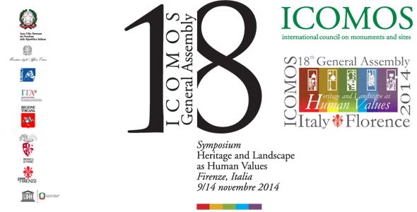 Cultura e sviluppo sostenibile. ICOMOS, Assemblea generale a Firenze 9/14 novembre
