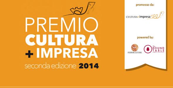 II edizione Premio Cultura + Impresa