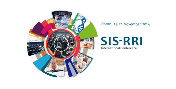 "Conferenza ""Science, Innovation and Society: Achieving Responsible Research and Innovation"""