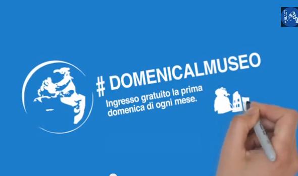 5 luglio: torna #DomenicalMuseo