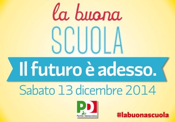 #LaBuonaScuola: il Futuro è adesso