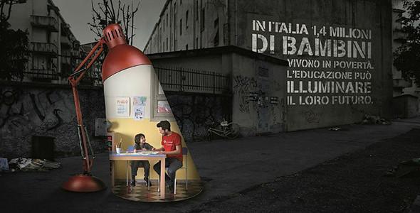 Atlante dell'Infanzia: Italia, sempre meno spazi e opportunità per i bambini