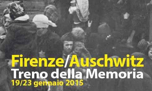 Treno della memoria Firenze/Auschwitz