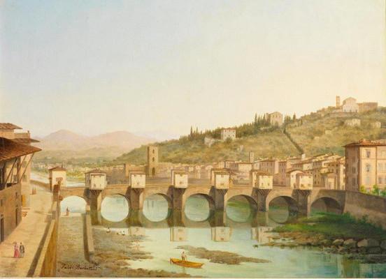 Firenze com'era e com'è nelle vedute di Fabio Borbottoni e Saverio De Meo