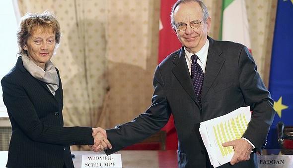Accordo Italia-Svizzera. Fine del segreto bancario