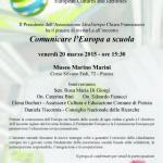 InvitoComunicareEuropaAScuola-20Marzo2015 copy