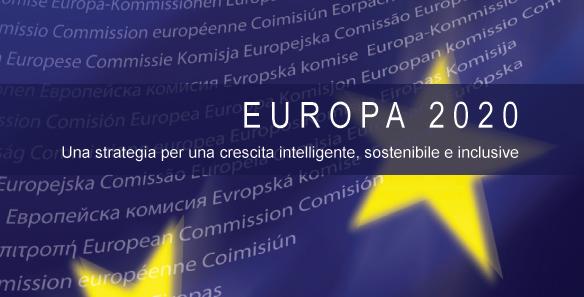 """Rapporto Eurostat: """"Europa2020"""" per il rilancio dell'economia"""