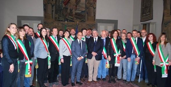 Lotta alla corruzione, i Comuni della Provincia di Firenze in prima fila