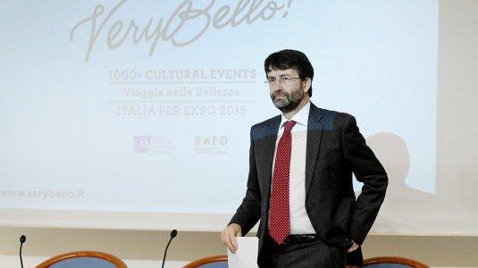Franceschini in visita negli USA per promuovere la cultura italiana