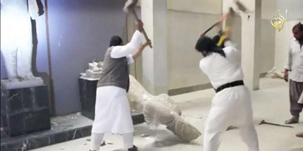 Parlamento europeo distruzione del patrimonio culturale for Parlamento ieri