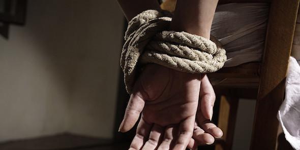 Mozione sulla tratta degli esseri umani