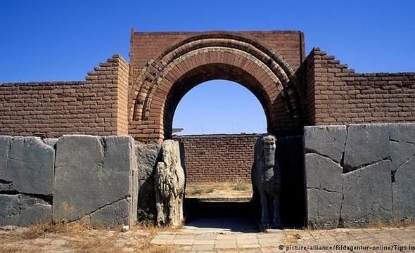 Il mio intervento di fine seduta sulla distruzione del sito archeologico di Nimrud