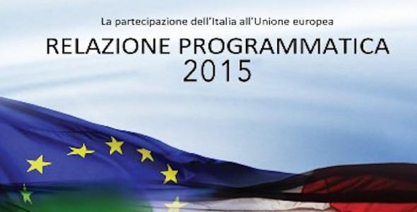 7ª Commissione: approvato parere sulla Relazione programmatica della partecipazione dell'Italia all'UE per il 2015