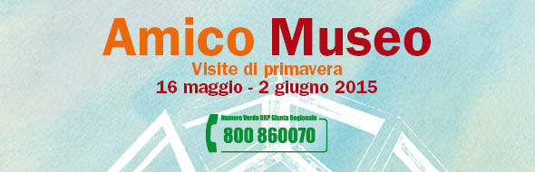 "In #Toscana ""Amico #Museo 2015"""
