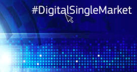 Commissione europea: un piano per creare il mercato unico #digitale europeo