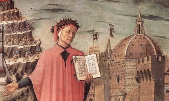 Firenze celebra il 750esimo anniversario della nascita di Dante Alighieri