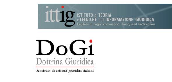 ITTIG: presentazione della banca dati DoGi