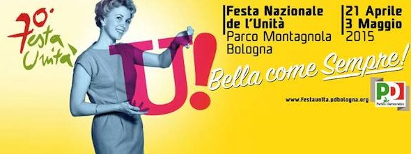 Bologna, 70esima Festa dell'Unità