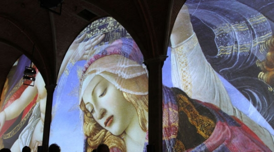 """""""Magnificent"""" di Limosani e Bocelli da maggio a ottobre a Palazzo Vecchio"""