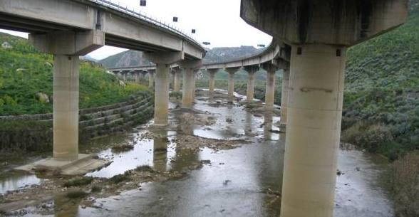 """Sequestro del viadotto """"Cinque Archi"""" su A19 siciliana: presentata interrogazione al Ministro Delrio"""
