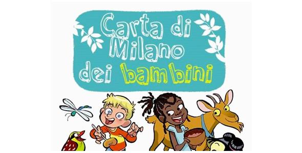 EXPO: presentata la Carta di Milano dei bambini